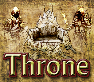 how to get to throne of thund